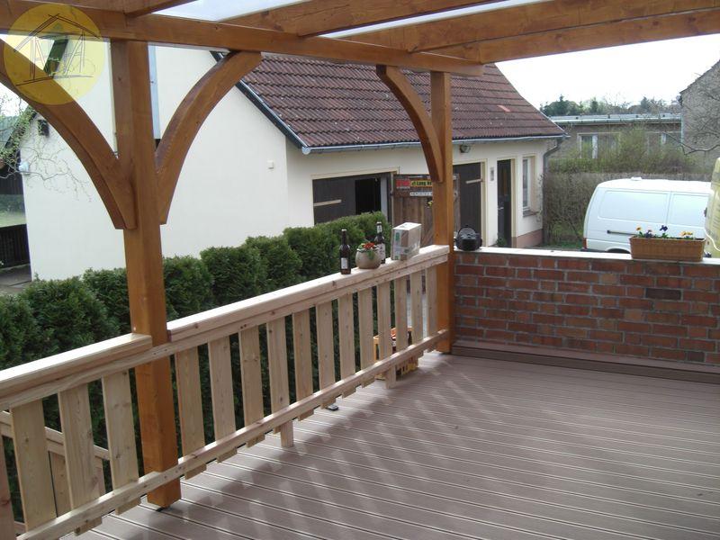Terrassen & Überdachungen   Zimmerei Kalkbrenner