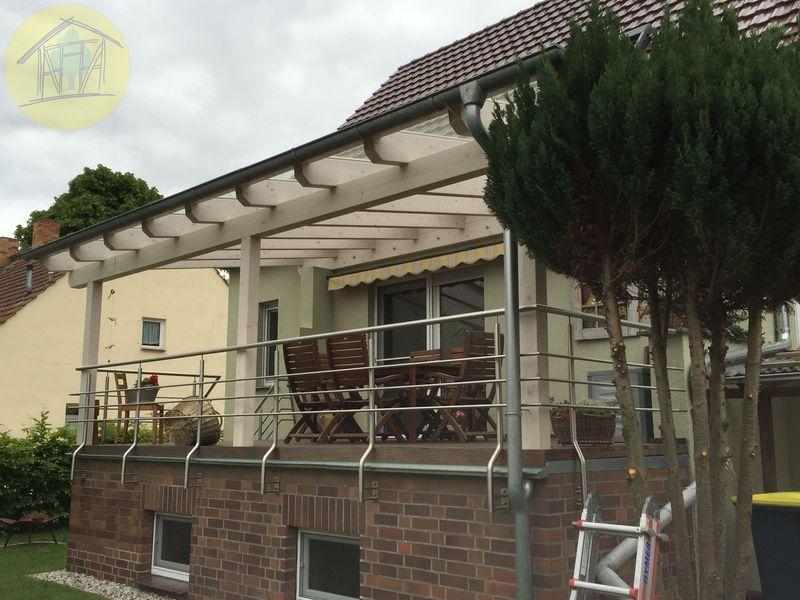 Terrassen & Überdachungen